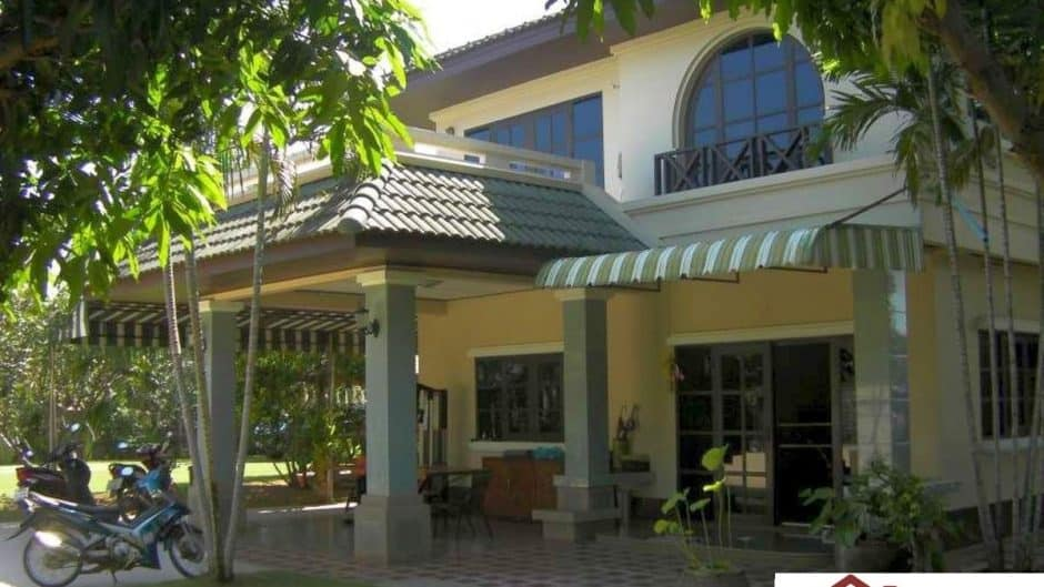 Operational Resort Business In Pranburi For Sale