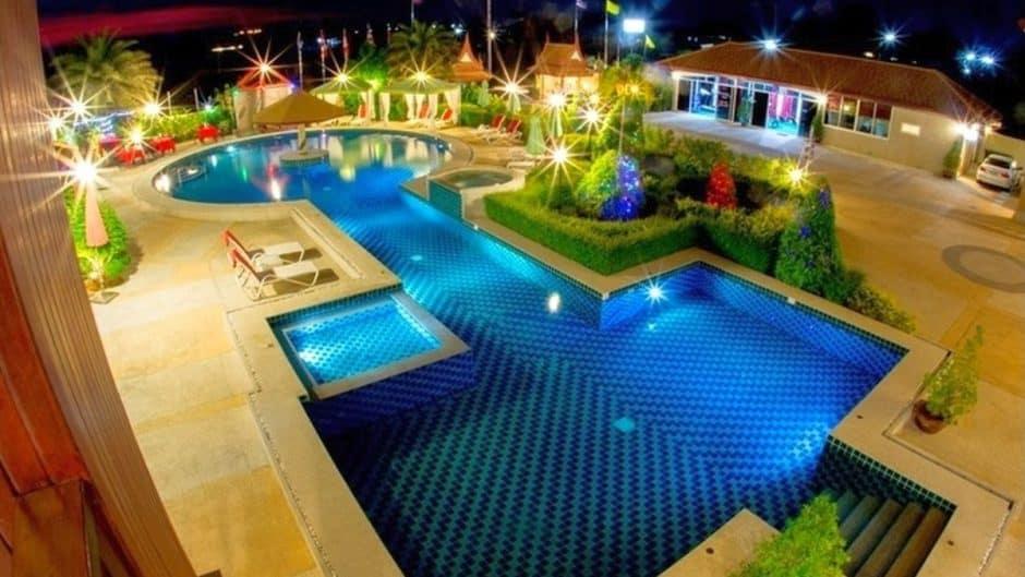 Operational Resort Business West Of Hua Hin
