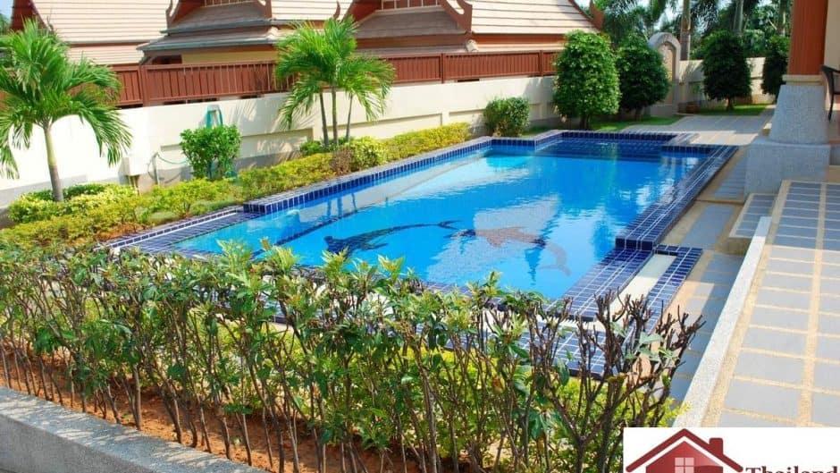 Pool Villa For Sale Pranburi – Fully Furnished