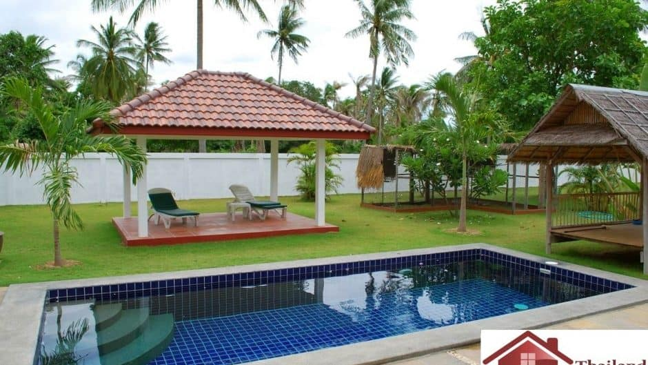 Pranburi Pool Villa For Sale On A Large Plot – Reduced