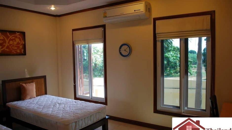 Pranburi Private Pool Villa In A Secured Development