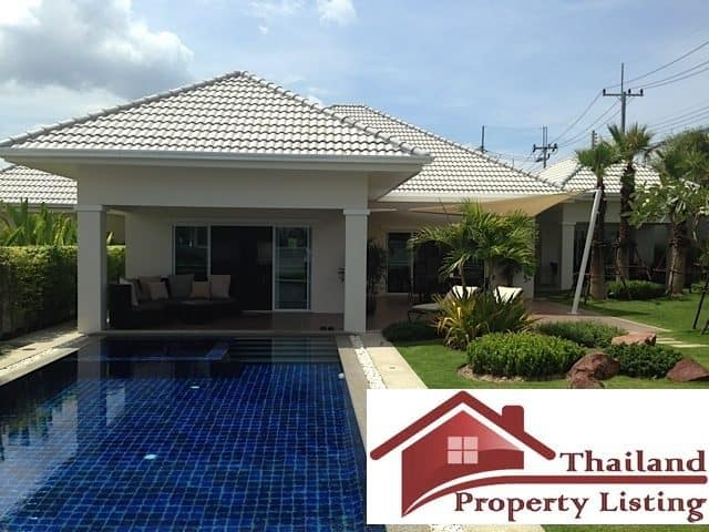 Private 4 Bed Pool Villa Fully Furnished