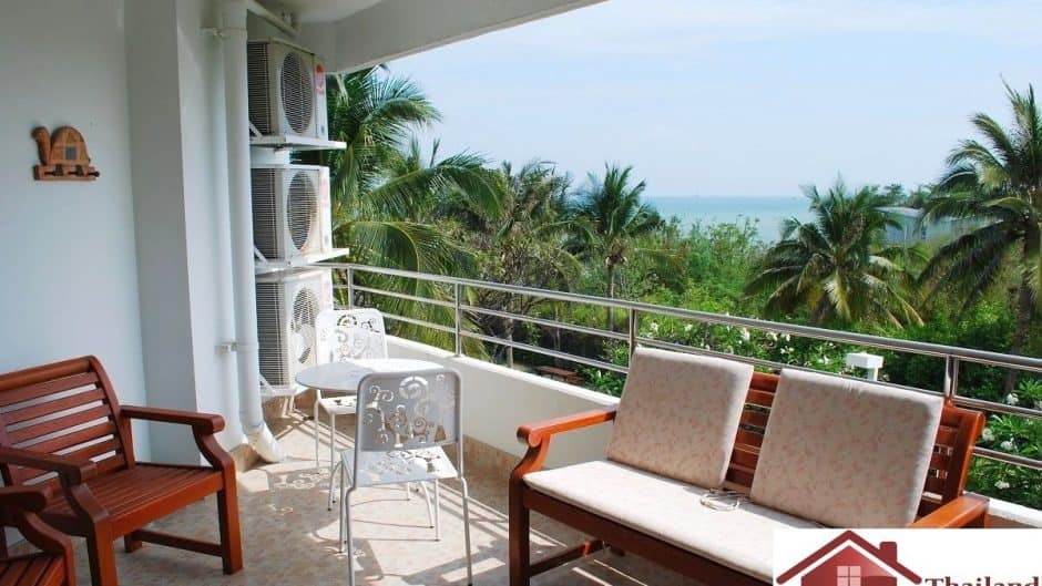 Ready To Move In 2 Bed Sea View Unit Hua Hin
