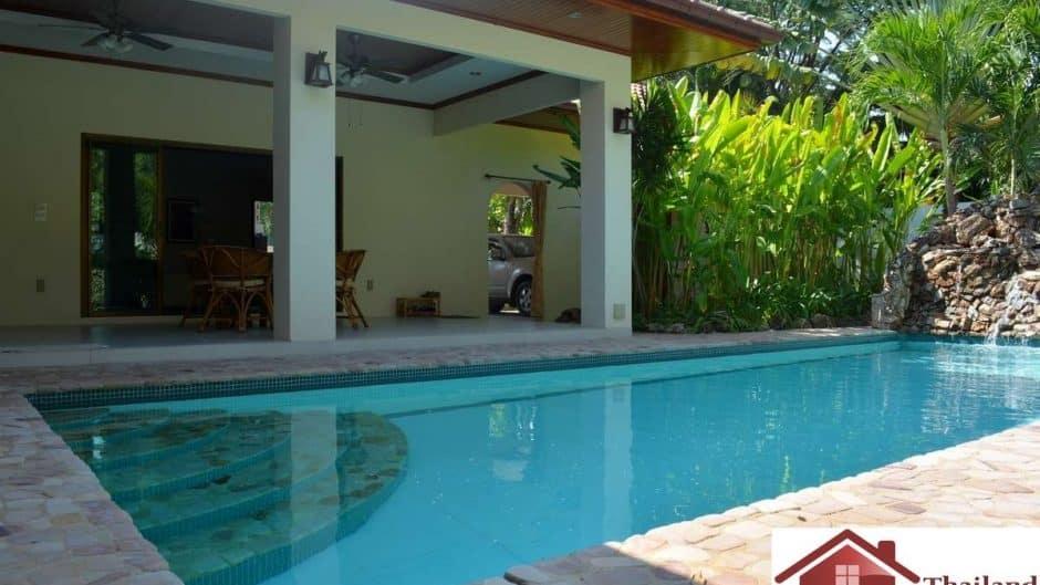 Resale Pool Villa In Pranburi Fully Furnished