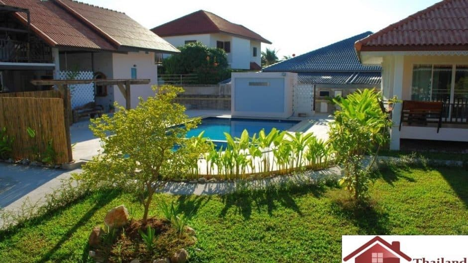 Resort Business For Sale Hua Hin With 10 Bed