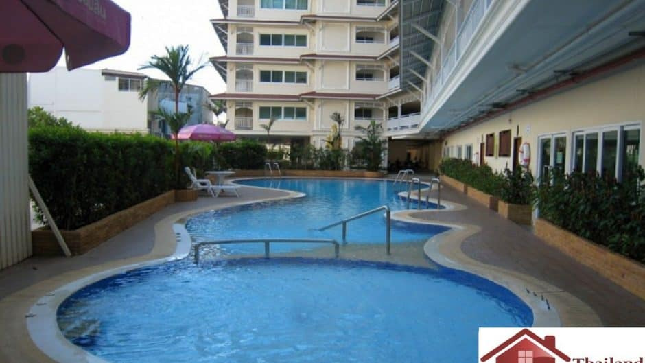Stunning 2 Bedroom Sea View Condo In Hua Hin
