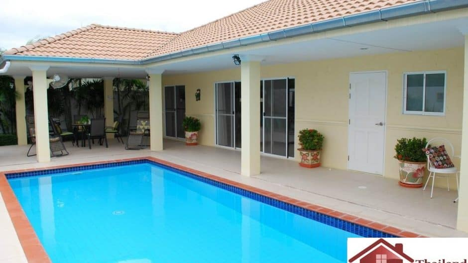 Well Priced 3 Bed Private Pool Villa Pranburi