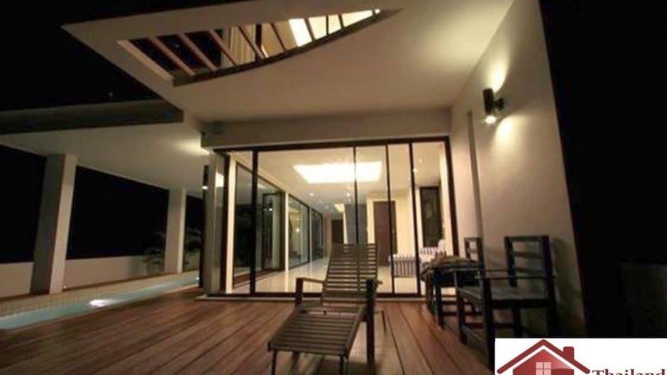 Beachfront Pool Villa Kuiburi – Ideal For Investment