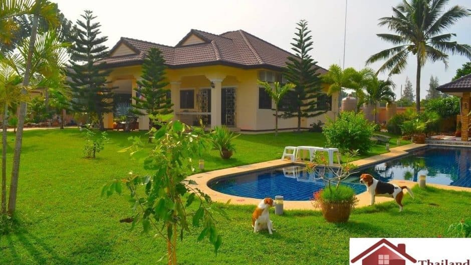 Beautiful 3 Bed Private Pool Villa – Khao Tao Hua Hin