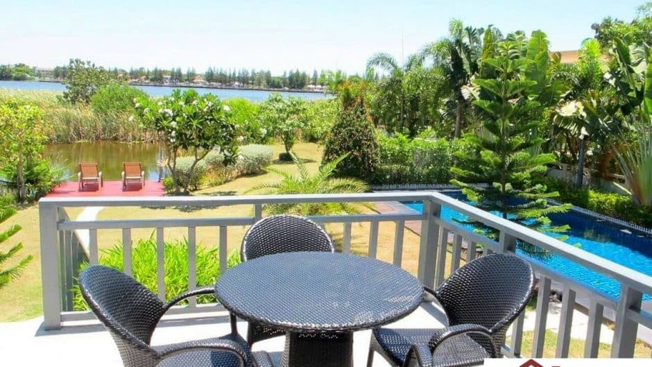 Private 3 Bed Pool Villa With Direct Lake Access