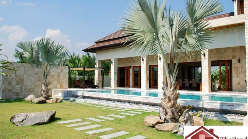 Private 4 Bed Pool Villa In A Convenient Location Hua Hin