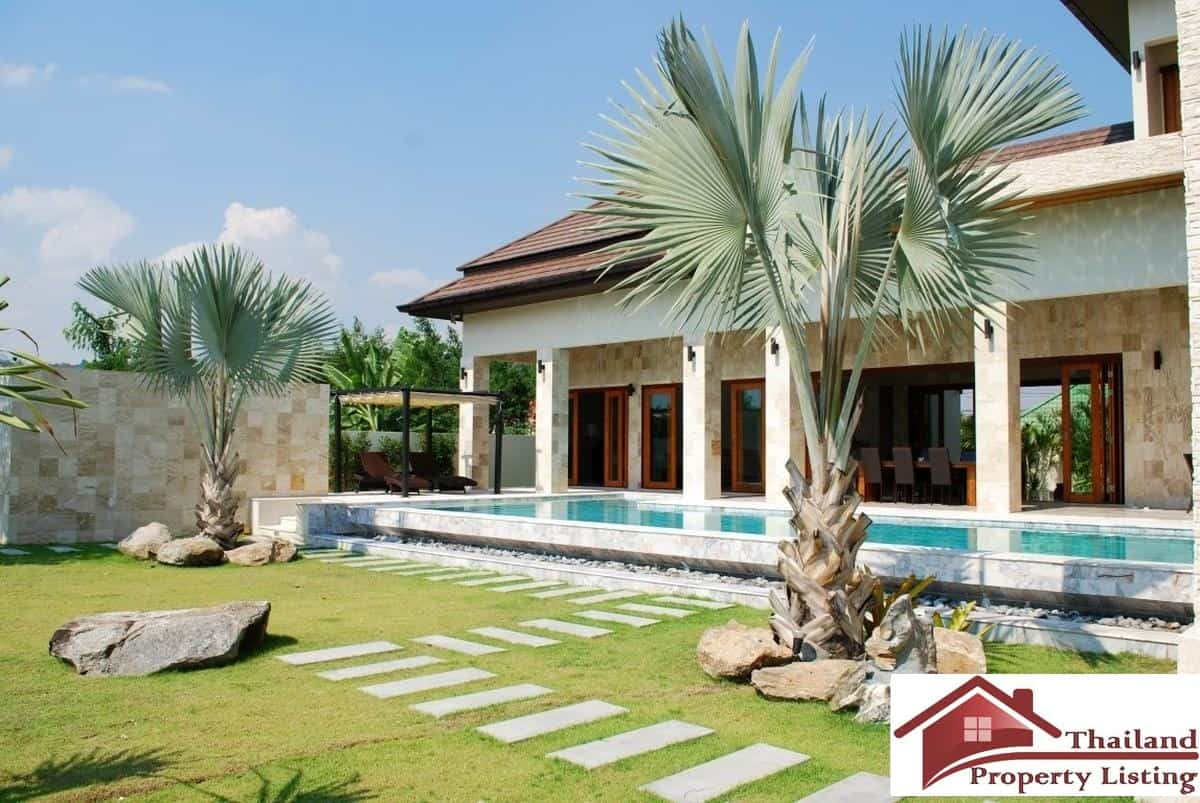 Villa Hua Hin Location