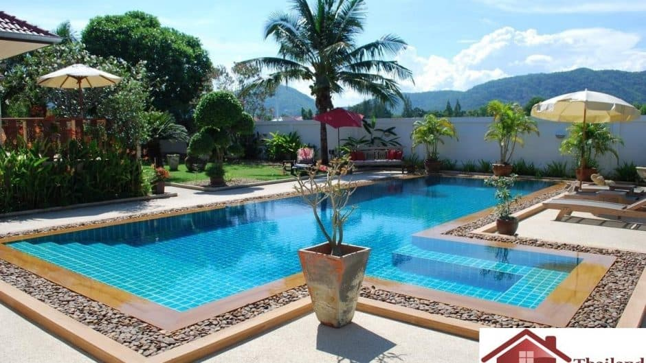 Villa With Magnificent Mountain Views With Private Pool