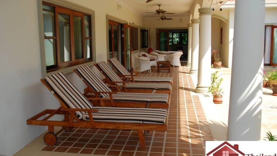 Well Maintained Private Pool Villa On A Large Plot Hua Hin