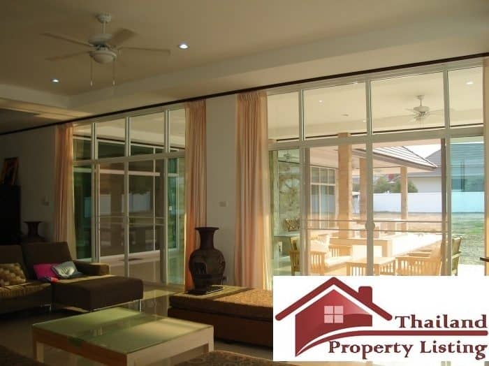 Value For Money 3 Bed Villa On A Large Plot Hua Hin