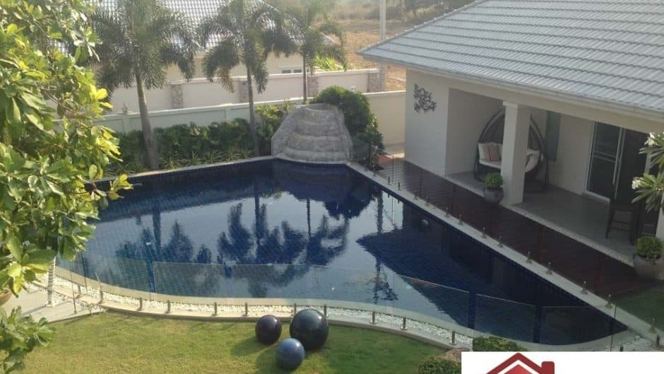 Very Nice 4 Bed Pool Villa In A Secured Community