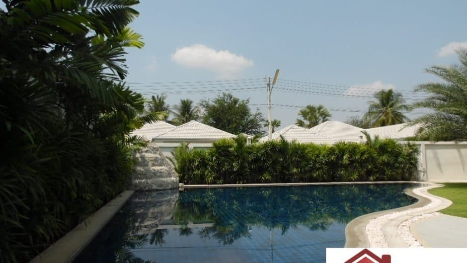 Well Kept 3 Bed Private Pool Villa In Secured Development