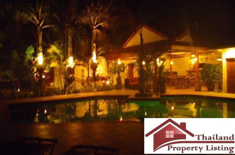 Khao Kalok 8 Bedroom Pool Resort Near Beach