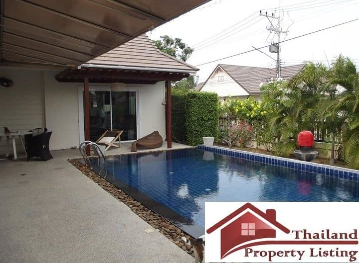 Private Pool Home Located North Of Hua Hin
