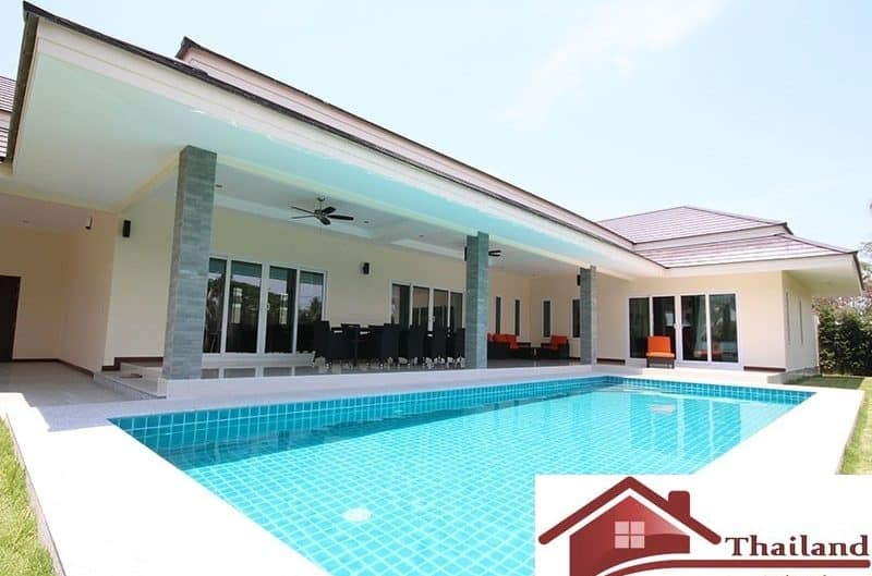 Brand New Luxury & Highly Functional Pool Villas – The Clouds Hua Hin