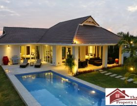 Baan Phu Thara eco friendly house Hua Hin, Thailand