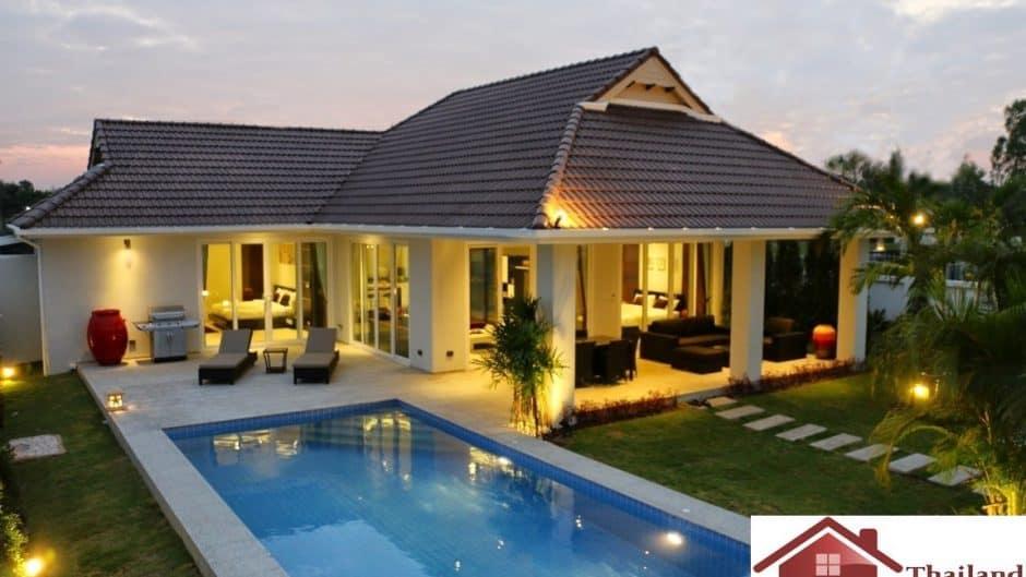 Eco friendly & Cost Effective Homes – Baan Phu Thara Hua Hin