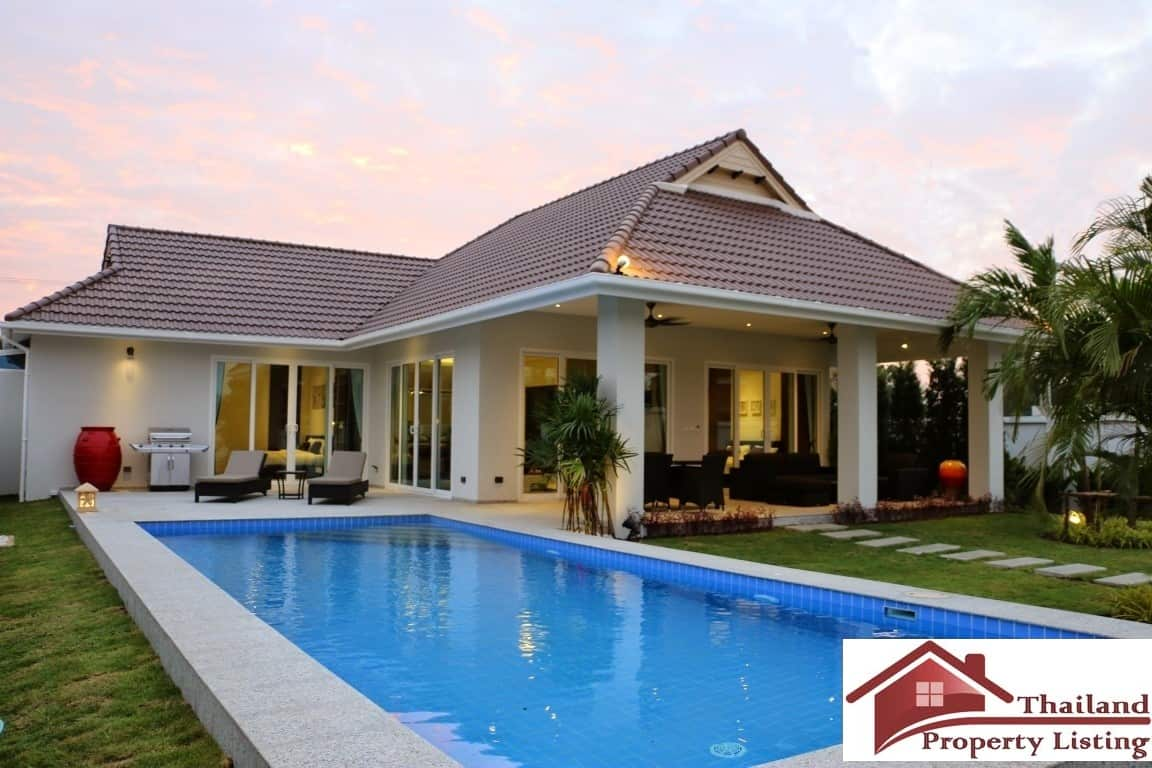 Eco friendly cost effective homes baan phu thara hua hin for Cost effective homes