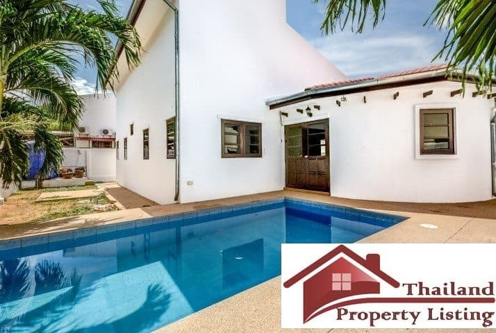 Hua Hin Private 3 Bed Pool Villa – Recently Discounted