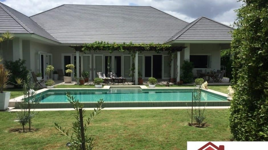 Hua Hin Luxury Pool Villa Near Black Mountain Golf – Baan Ing phu