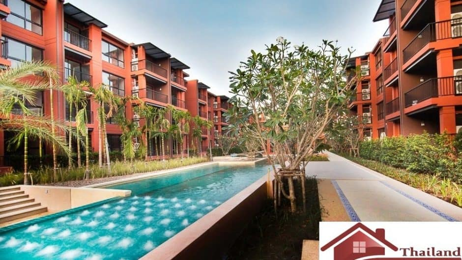 Hua Hin Spacious 2 Bed Condo With Pool View