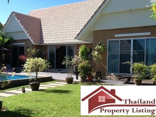 Resale Home With Private Pool In Hua Hin Soi 112