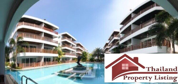 Beachfront Condo In Cha Am Selling Fully Furnished