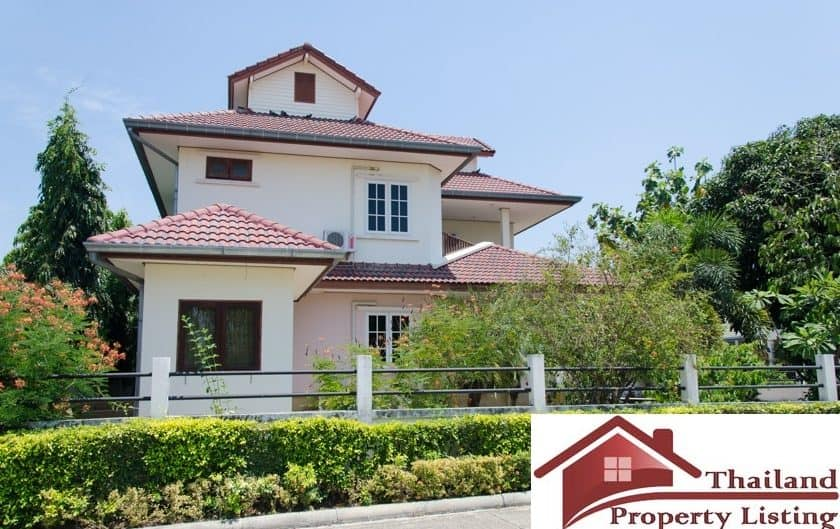 Hua Hin 2 Storey Villa In A Matured Development