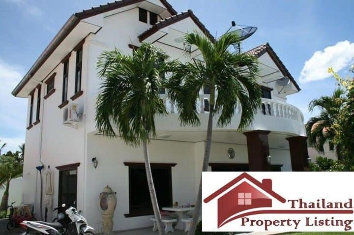 Hua Hin 4 bed Resale Pool Villa Featuring Private Pool
