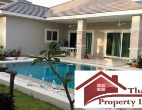Hua Hin Pool Home Priced To Sell Quick