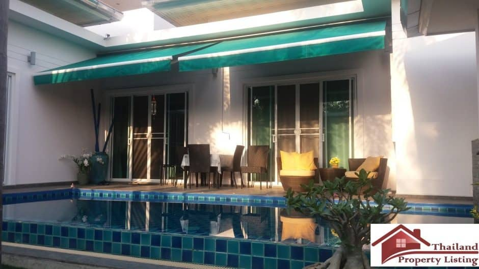 Hua Hin Pool Villa In Great Location – Town Center