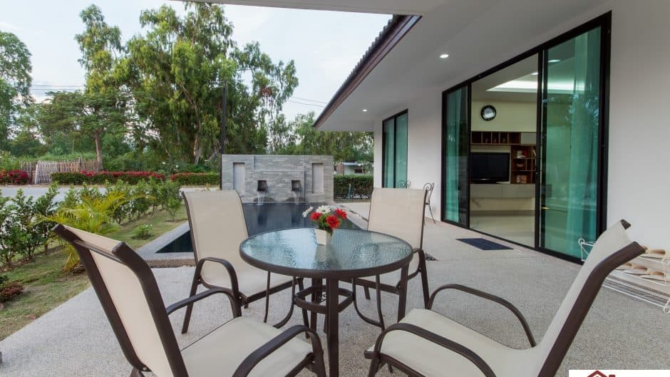 Hua Hin Pool Villas In Soi 102 Near Blu Port – Mill Pool Villa