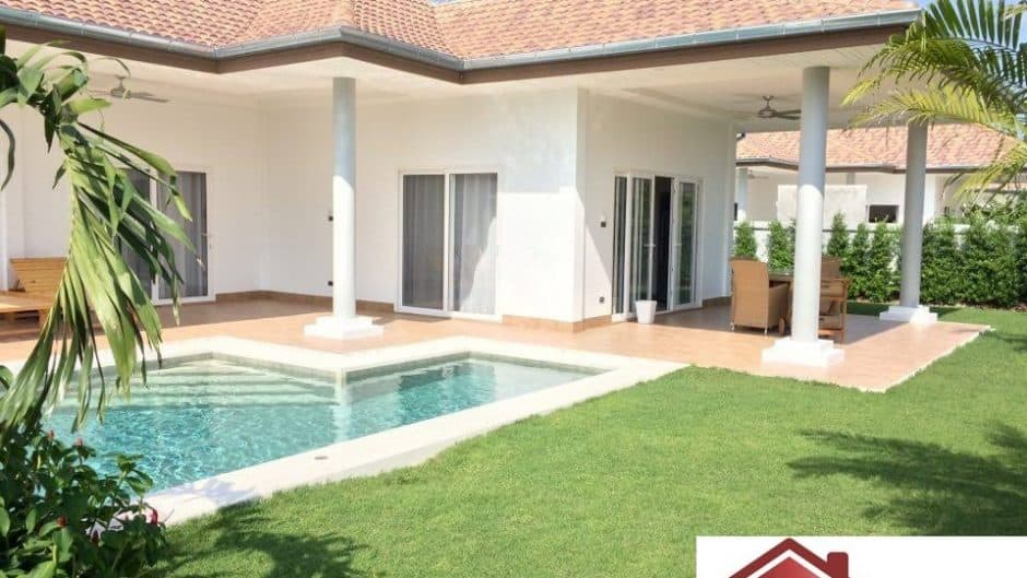 Hua Hin Resale Villa In a Well Credited Development