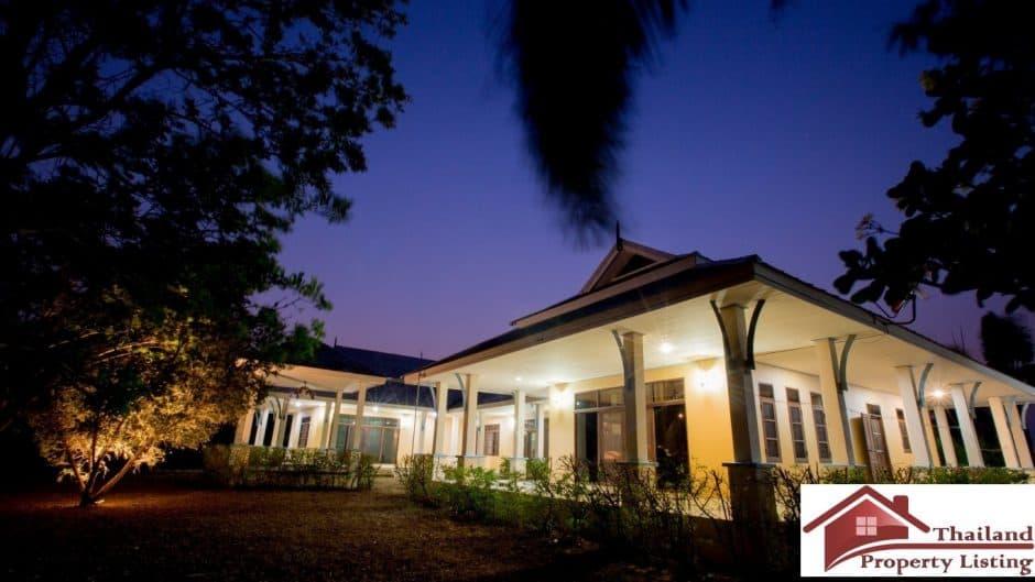 Pranburi Property For Sale On Massive Plot 5 Rai