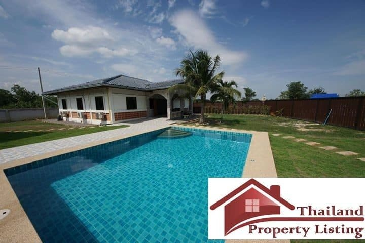 Pranburi Property On A Large 6 Rai Plot – Value Deal