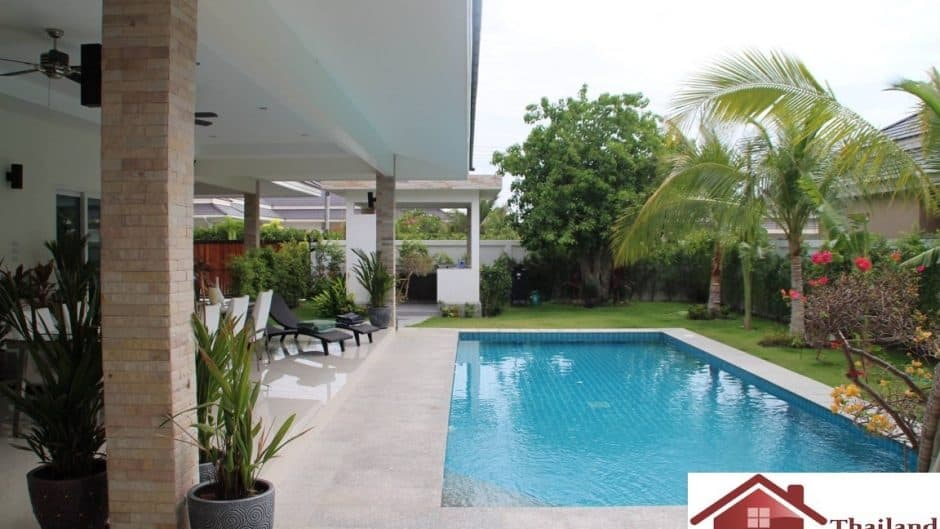 Stunning Hua Hin Property With Extra Features