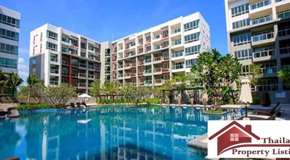 Top Location – Hua Hin Condo Near Khao Takiab Beach