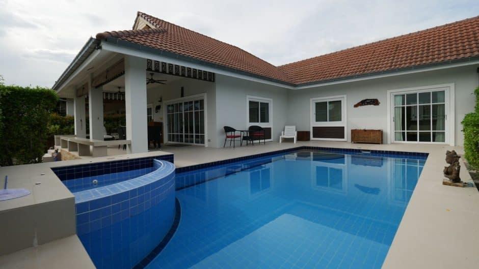 Well Priced Hua Hin Pool Villa In Secured Development