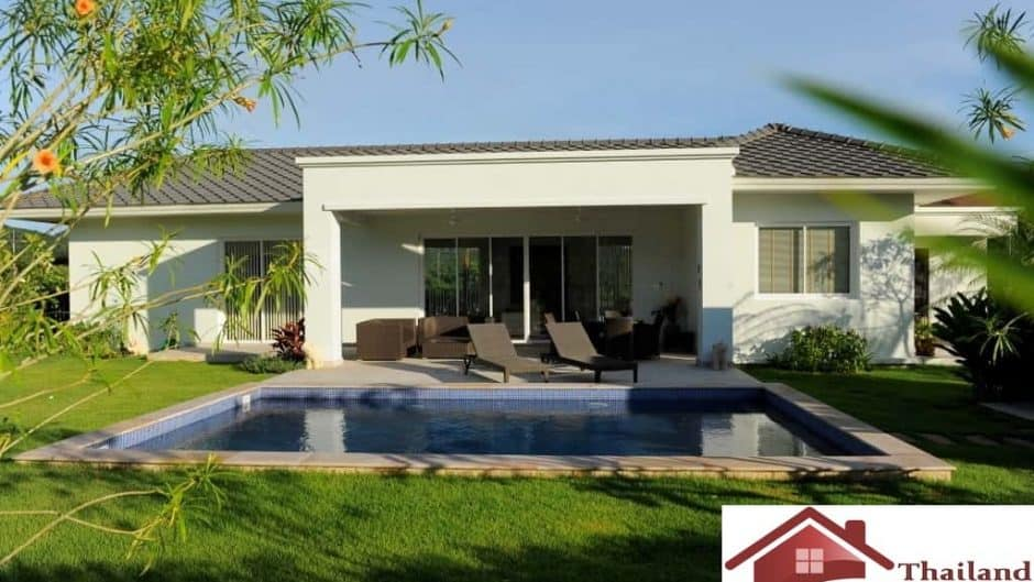 Ban Ing Phu – Hua Hin Luxury Property Offering Outstanding Features