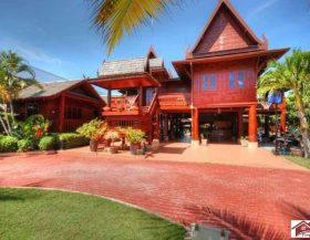 Hua Hin Resort Business For Sale For Bargain Price