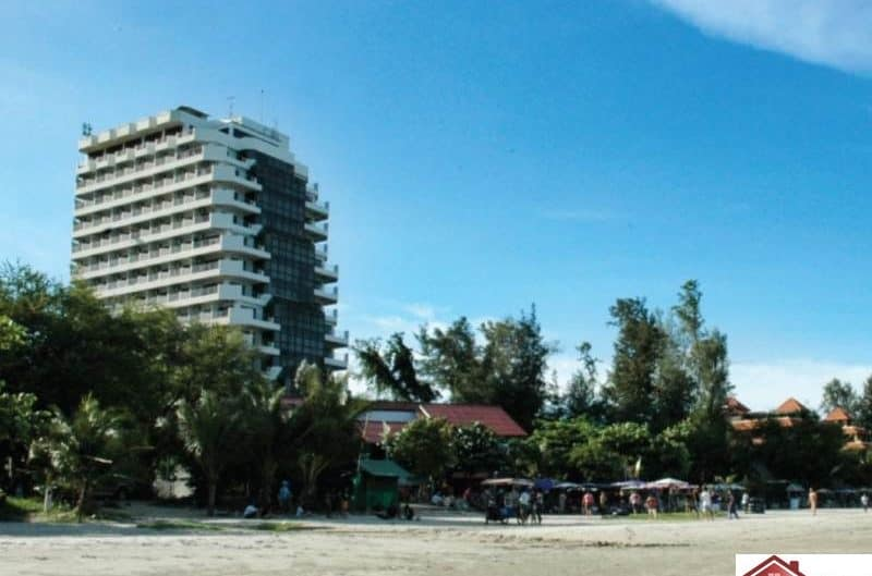 Sea View Condo Hua Hin Available For Sale – Well Situated