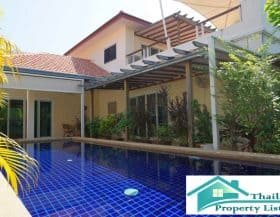 3 Bed Pool Villa For Sale Hua Hin 94 Top Location – Private & No Common Fee