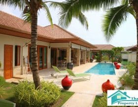 Khao Kalok Pool Villa With 4 Bed Near Beach Property For Sale