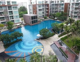 2 Bed 2 Bath Condo For Sale Ready To Move-in The Seacraze Hua Hin