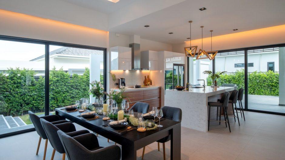 Brand New Private Pool Villa For Sale Hua Hin Sivana HideAway Project